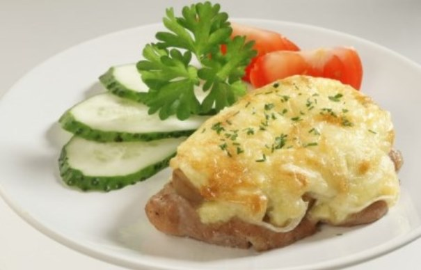 мясо по-французски классика