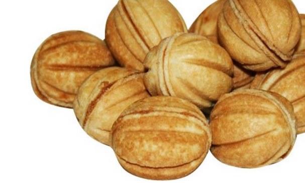 орешки мягкие