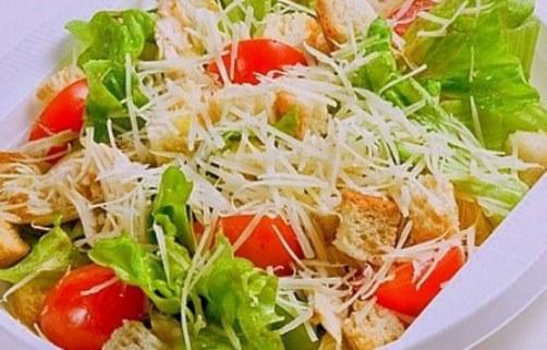 """салат """"Цезарь"""""""