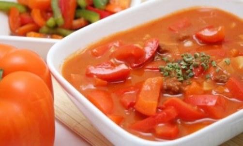 блюдо по-болгарски