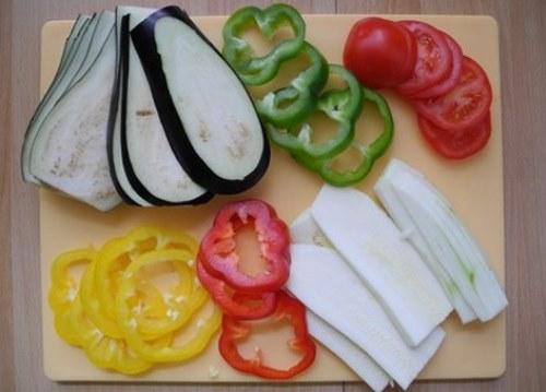овощи для заморозки