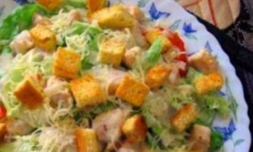 салатик для аппетита
