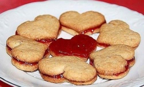 картофельное печенье по-венски