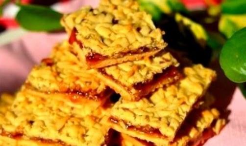 венское печенье тьортое