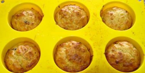 булочки с грибами по-старорусски