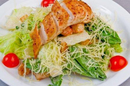 цезарь салат классический пошаговый рецепт с фото