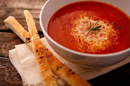 миска супа