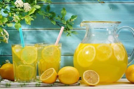 Как сделать лимонад в домашних условиях рецепт 119