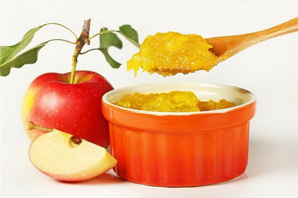 Джем из яблок-2