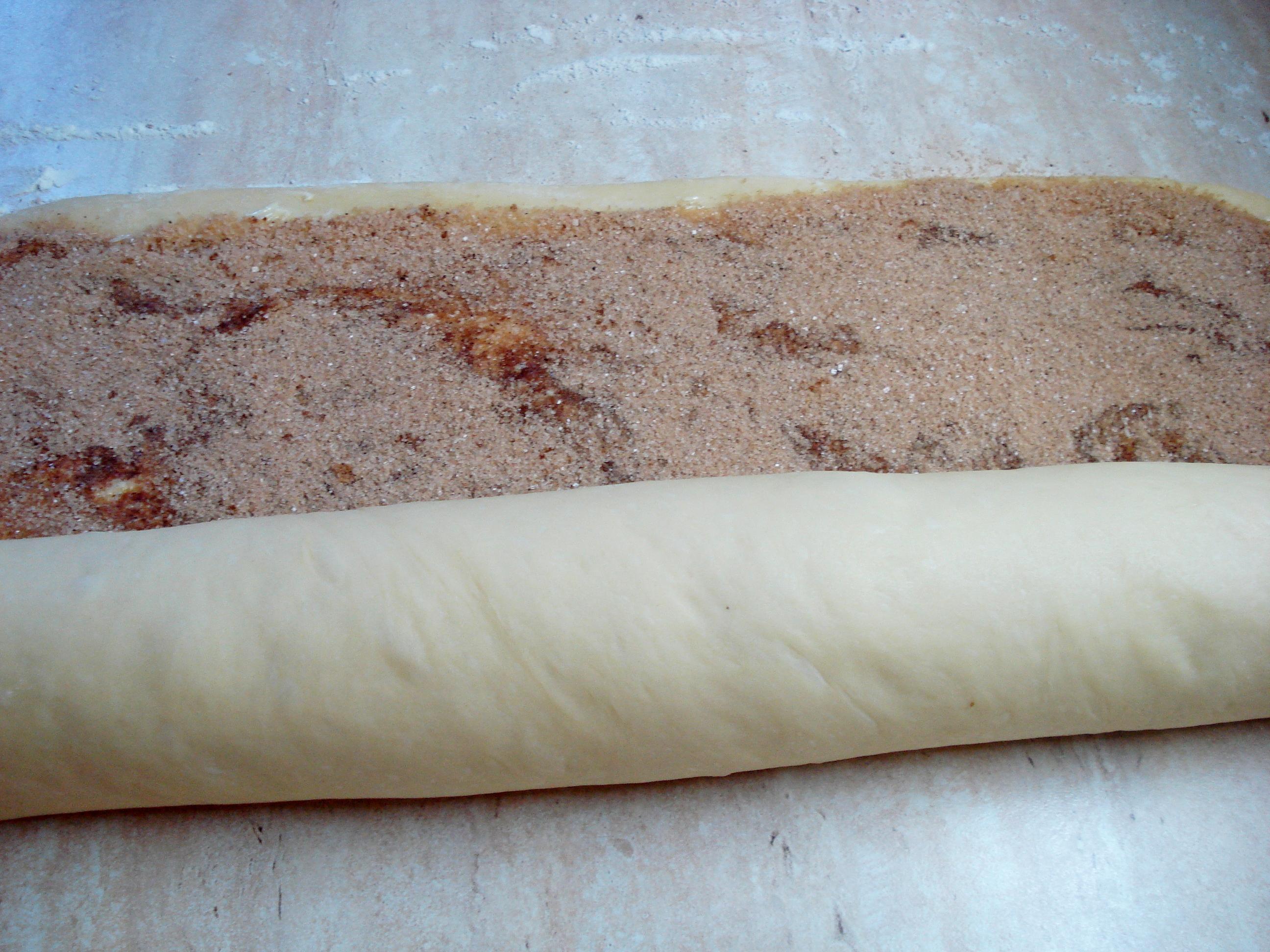 Рецепт булочек синнабон с фото пошагово