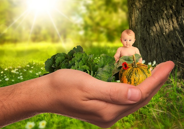 Добренок: питание восьмимесячного ребенка должно быть разнообразным
