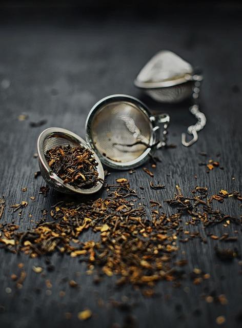 Чай для настоящих гурманов
