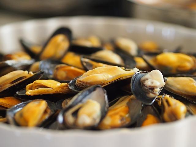 Просто и быстро готовим морепродукты