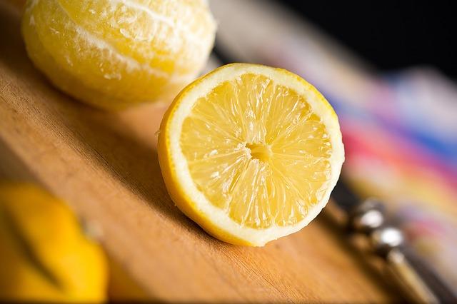 Лимонно-рисовый пирог по-итальянски